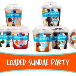 Loaded Sundae Party