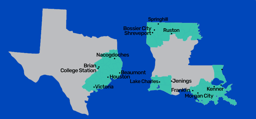 new services map